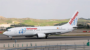 Air Europa refuerza sus vuelos a New York y Tel Aviv